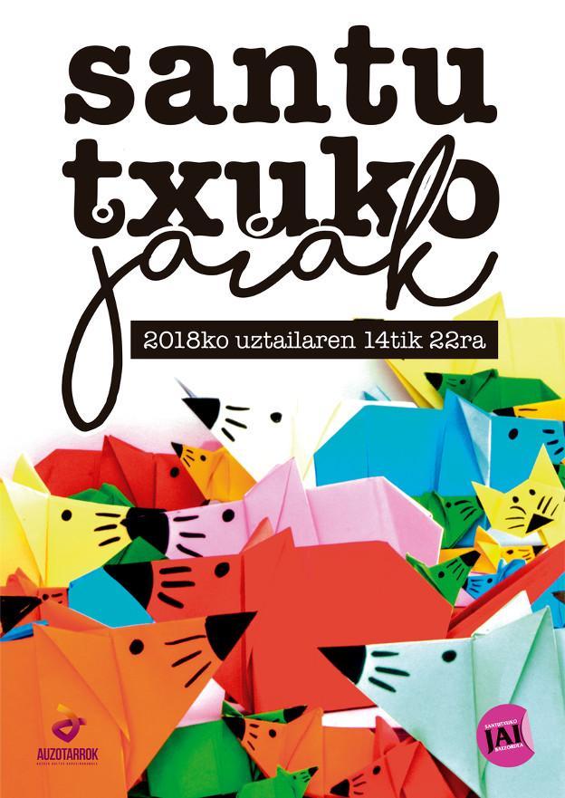 santutxuko-jaiak-2018-cartel-programa-fiestas-santutxu-kJY-U60162696189k7B-624x881@El Correo